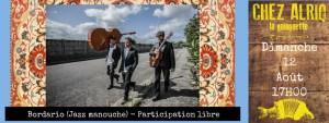 Bordario (Jazz manouche) @ La Guinguette Chez Alriq | Bordeaux | Nouvelle-Aquitaine | France