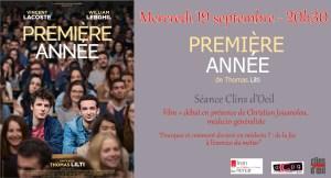 Ciné-Débat // Première année @ Cinéma Jean Renoir | Eysines | Nouvelle-Aquitaine | France