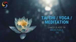 Yoga / Taï Chi / Méditation @ jardin public | Bordeaux | Nouvelle-Aquitaine | France