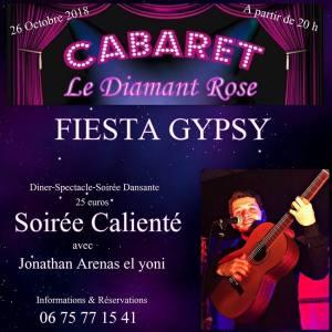 Fiesta GYPSY @ Cabaret Le Diamant Rose | Bordeaux | Nouvelle-Aquitaine | France