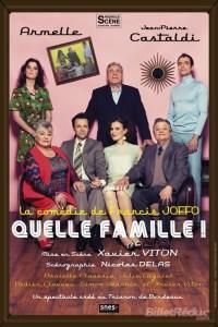 QUELLE FAMILLE @ THEATRE TRIANON | Bordeaux | Nouvelle-Aquitaine | France