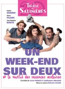 Un week-end sur deux @ Théâtre des Salinières | Bordeaux | Nouvelle-Aquitaine | France