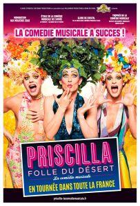 Priscilla - Folle du désert @ Femina | Bordeaux | Nouvelle-Aquitaine | France
