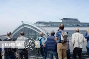 Arrêt en Gare Bordeaux Saint-Jean @ Gare Bordeaux Saint Jean Hall 3 | Bordeaux | Nouvelle-Aquitaine | France