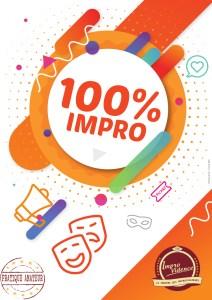 IMPROVISATION 100% Impro @ L'IMPROVIDENCE   Bordeaux   Nouvelle-Aquitaine   France