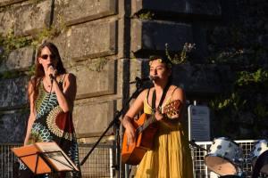 Concert chanson humaniste et morpionne La Demoizelle Gabrielle @ Médiathèque d'Ornon | Villenave-d'Ornon | Nouvelle-Aquitaine | France