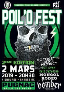 POIL'O FEST 2 @ Salle des Fêtes | Pugnac | Nouvelle-Aquitaine | France