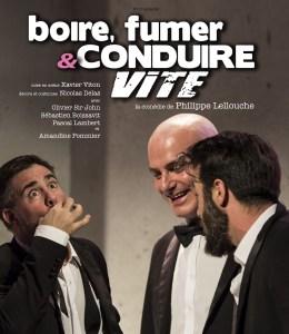 BOIRE FUMER ET CONDUIRE VITE @ THEATRE TRIANON | Bordeaux | Nouvelle-Aquitaine | France