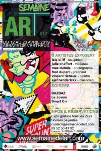 SEMAINE DE L'ART @ La Semaine de l'Art | Vertheuil | Nouvelle-Aquitaine | France