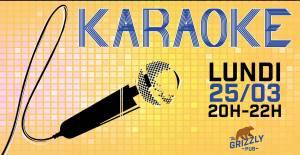 Karaoké // The Grizzly Pub @ THE GRIZZLY PUB | Bordeaux | Nouvelle-Aquitaine | France