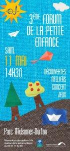 3ème Forum de le Petite Enfance @ Parc Midsomer-Norton | Ambarès-et-Lagrave | Nouvelle-Aquitaine | France
