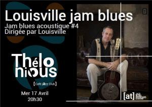 Louisville Jam Blues (La Jam Blues de Louisville) @ Thélonious Café Jazz Club | Bordeaux | Nouvelle-Aquitaine | France