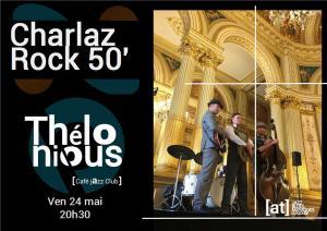 Charlaz (Rock 50') @ Thélonious Café Jazz Club | Bordeaux | Nouvelle-Aquitaine | France