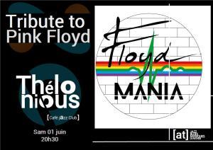 Floyd Mania (Tribute to Pink Floyd) @ Thélonious Café Jazz Club | Bordeaux | Nouvelle-Aquitaine | France