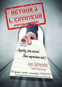 IMPROVISATION - Retour à l'envoyeur @ L'improvidence | Bordeaux | Nouvelle-Aquitaine | France