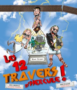 Les 12 travers d'Hercule (20h30) @ Théaâtre Vctoire | Bordeaux | Nouvelle-Aquitaine | France