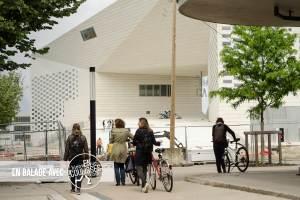 Balade : La face artistique et culturelle du quartier Belcier @ MECA | Bordeaux | Nouvelle-Aquitaine | France