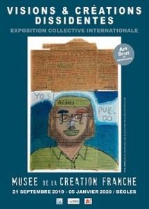Visions et Créations Dissidentes @ Musée de la Création Franche | Bègles | Nouvelle-Aquitaine | France