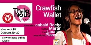 Crawfish Wallet @ THELONIOUS | Bordeaux | Nouvelle-Aquitaine | France