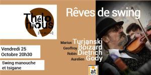 Rève de Swing @ THELONIOUS | Bordeaux | Nouvelle-Aquitaine | France