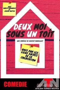 Deux moi sous un toit @ ATN   Bègles   Nouvelle-Aquitaine   France