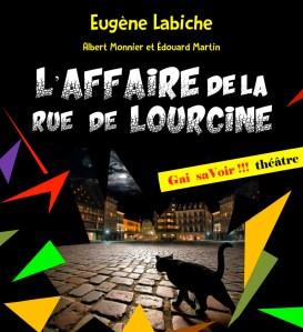 L'affaire de la rue Lourcine @ Théâtre pont tournant | Bordeaux | Nouvelle-Aquitaine | France