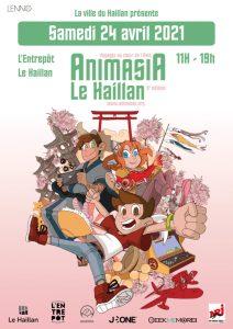 ANIMASIA @ L'ENTREPOT DU HAILLAN | Le Haillan | Nouvelle-Aquitaine | France
