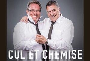 JEAN-MARIE BIGARD & RENAUD RUTTEN / CUL ET CHEMISE @ CASINO BARRIÈRE | Bordeaux | Nouvelle-Aquitaine | France