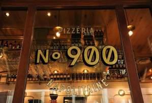 no900, Pizza napolitaine, Montréal, SORTiRMTL