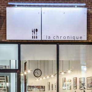 La Chronique, Restaurants, Montréal