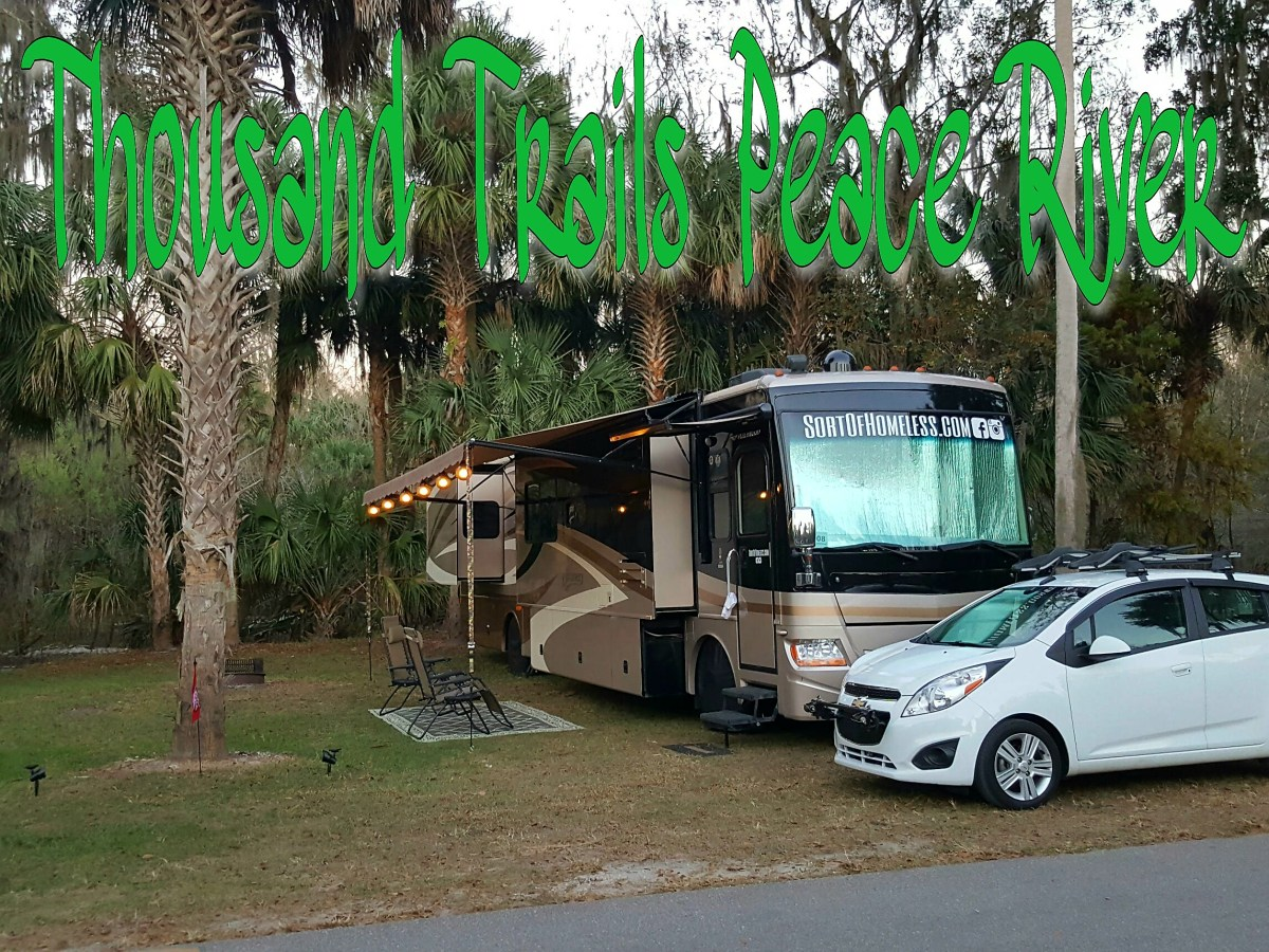 Campground Review: Thousand Trails Peace River
