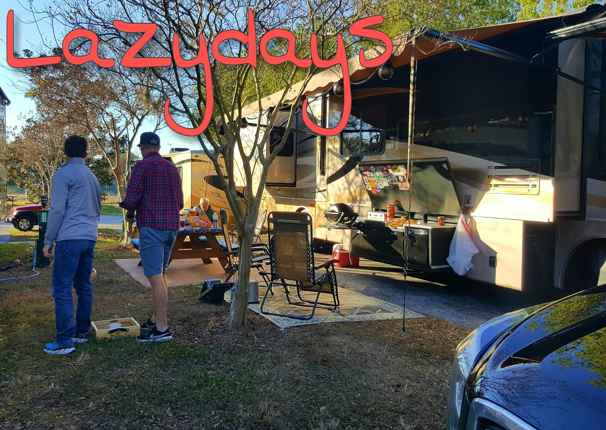 Campground Review: Lazydays RV Resort