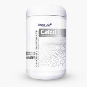 Ultima Life Calcil แคลซิค อาหารเสริมแคลเซียม ลดอาการกระดูกบาง