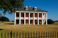 This is the House at the Rodriguez Plantation.