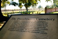 Freedmen cementery