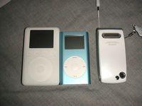 iPodたち