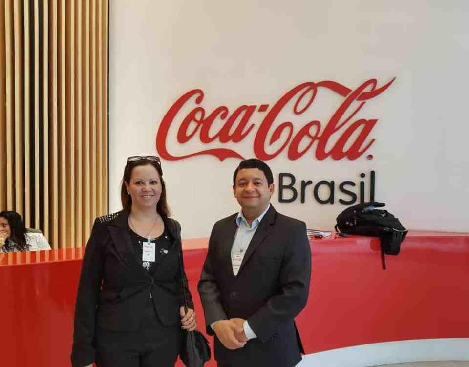 Claudia R. P. Münch-Yttereng hos Coca-Cola Brasil