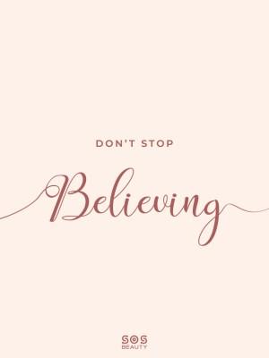 believing - illustrazione