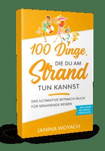 taschenbuch 100 dinge die du am strand tun kannst
