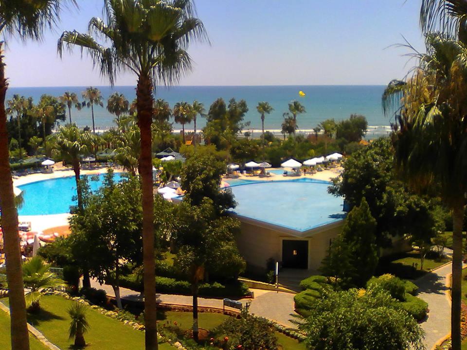 Erholung an der Türkischen Riviera