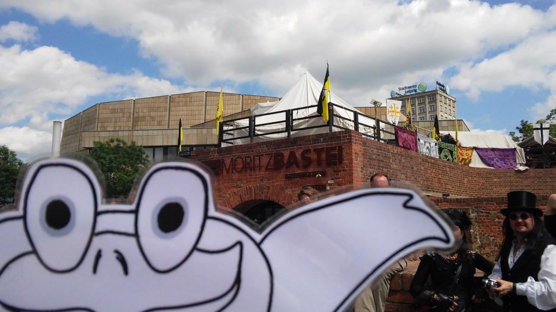 Moritzbastei zum WGT
