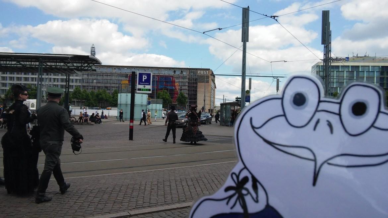 WGT am Augustusplatz