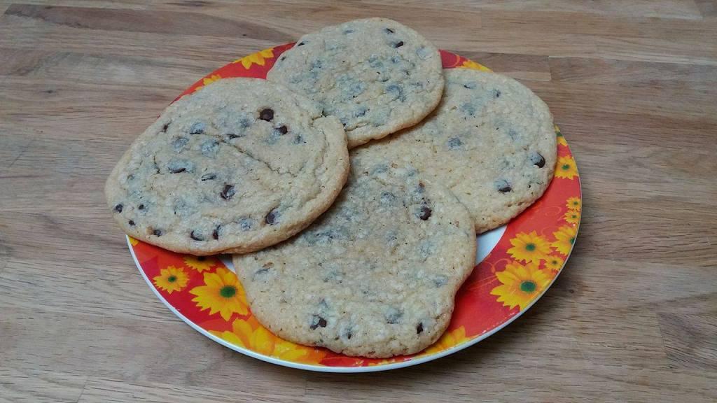 Chocolate-Chip-Cookies-einfaches-rezept