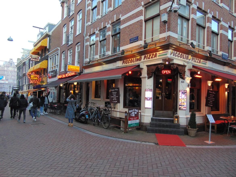 Essen gehen in Amsterdam