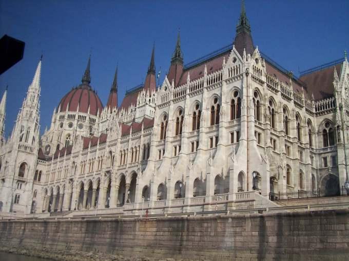 Kaffee auf Reisen in Ungarn
