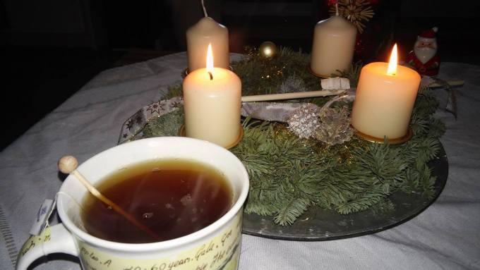 Kaffee und Tee