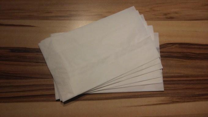 Mit Papiertüten basteln