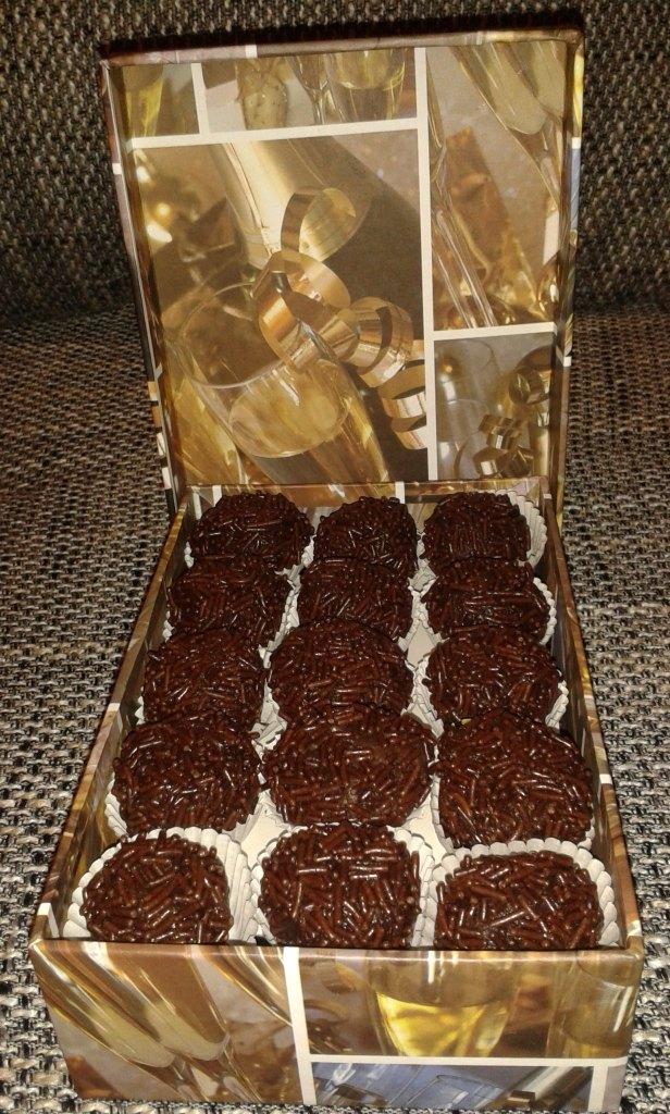 Schokoladentrüffel selbstgemacht