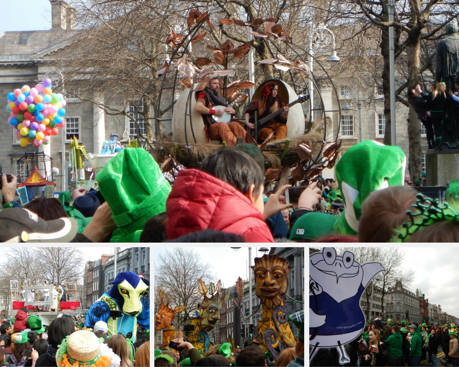 Patty Day Parade Dublin