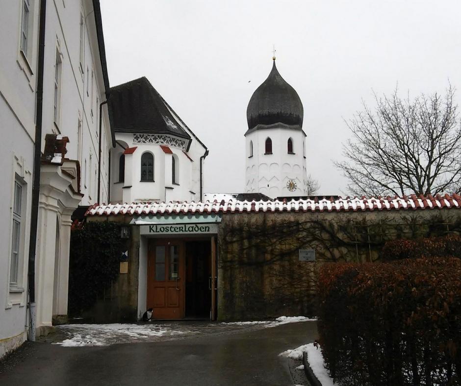 Klosterladen Fraueninsel Chiemsee